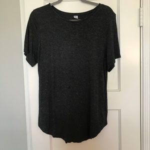 Old Navy Luxe Sparkle T-Shirt